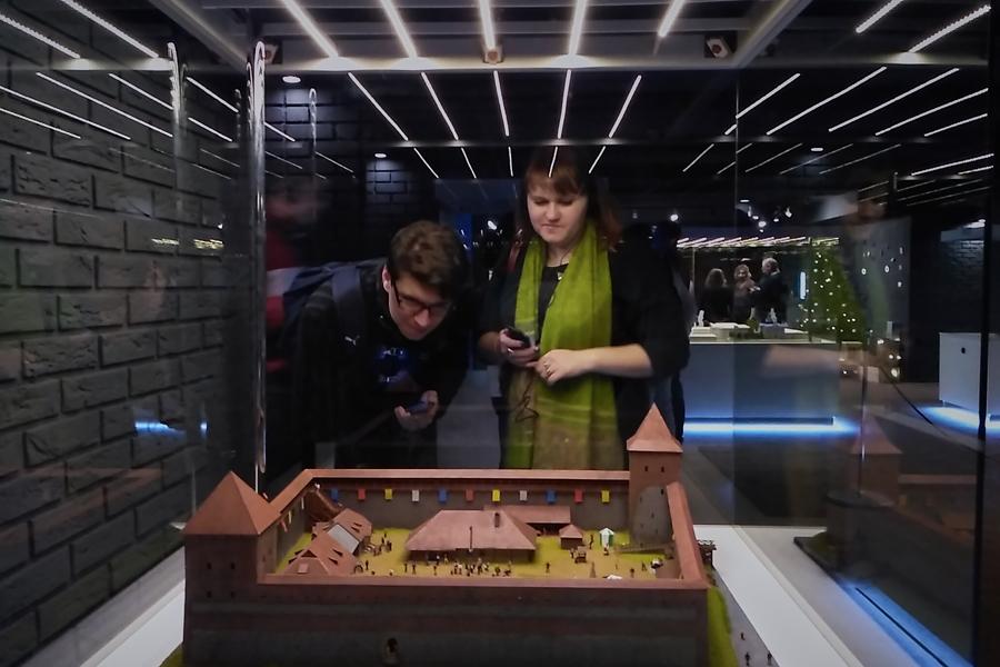 Что посмотреть в музее Страна мини: Лидский замок