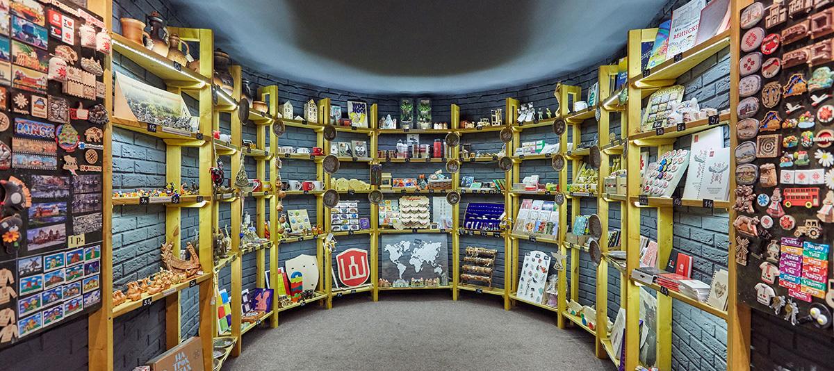 Магазин сувениров ручной работы от мастеров Беларуси
