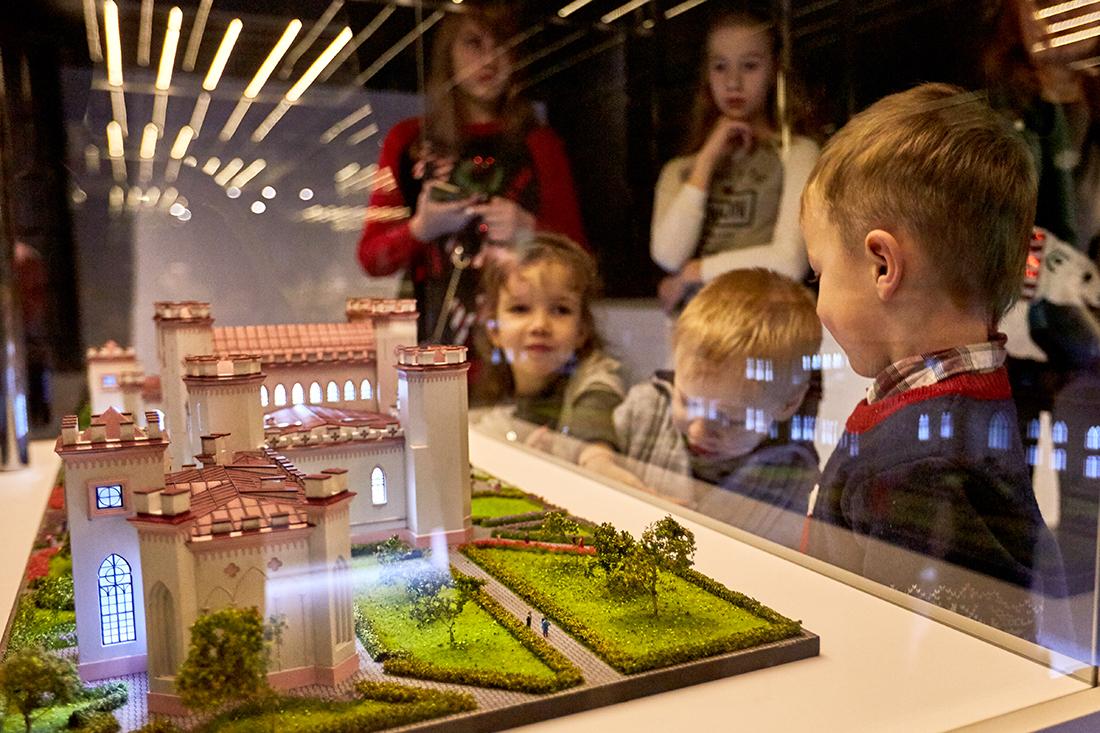 Что посмотреть в музее Страна мини: дворец Пусловских