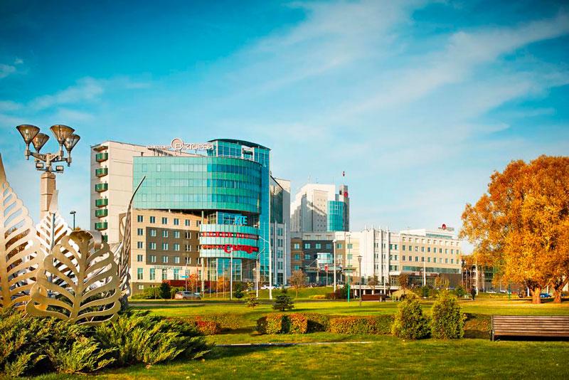 Гостиницы в столице Беларуси
